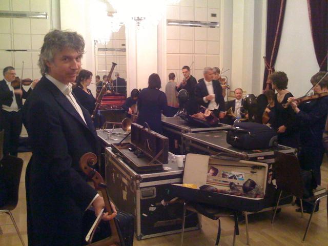 Herr Hanson und seine orkestra